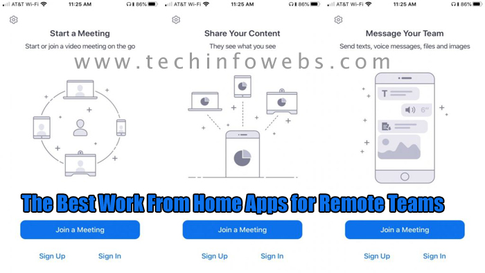The Best Work From Home Apps