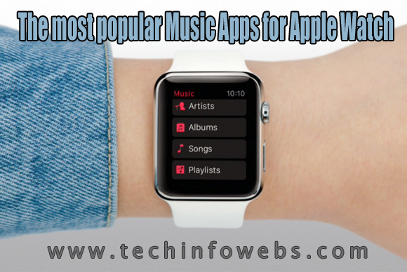 Music Apps for Apple Watch